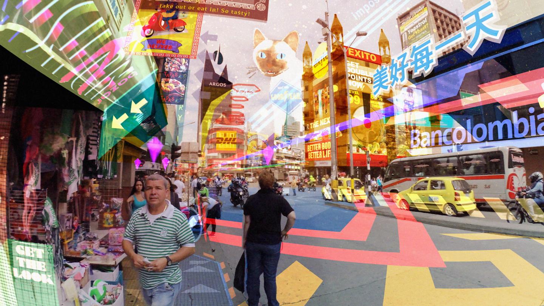 Somewhere Else VR Agency