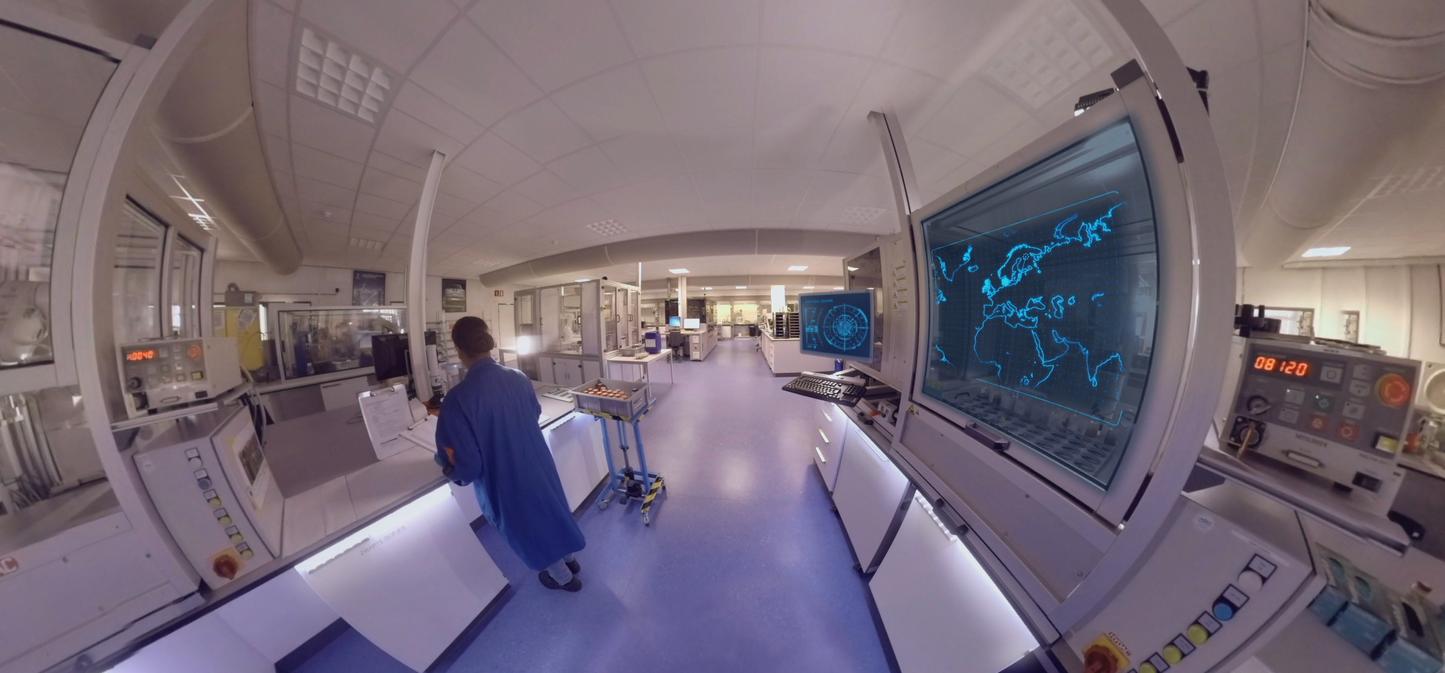 Somewhere Else – VR Agency – ExxonMobil VR